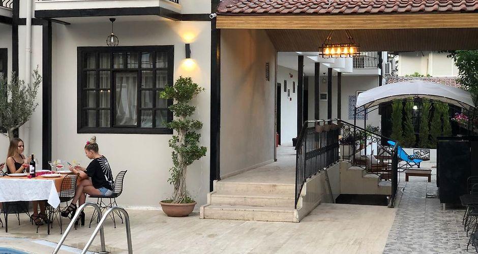 Derin Luxury Hotel Antalya